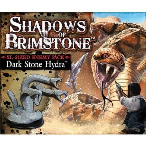 Shadows of Brimstone : Dark Stone Hydra XL Enemy Pack